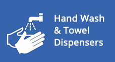 Hand Wash & Towel Dispensers