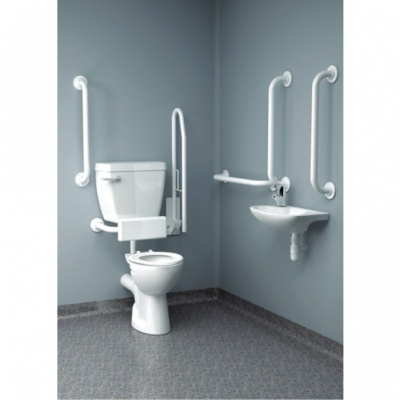The IntaCare Doc M Low Level Toilet Pack