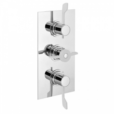 Ability 'Triple' Concealed Thermostatic Shower Valve