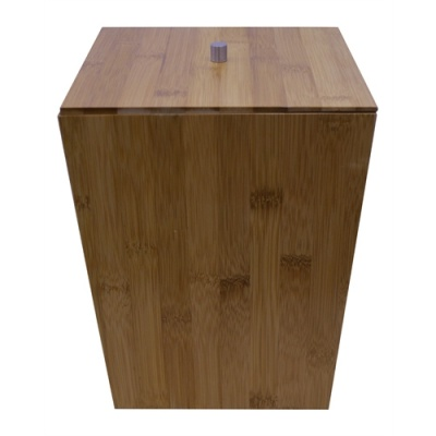 Contemporary Bamboo Bathroom Accessories Set Gallery - Home Design ...