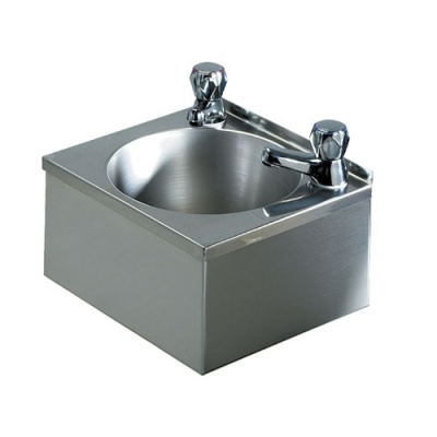Pland Stainless Handrinse Basin & Tap Set
