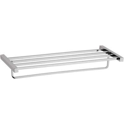 SQ Square Designer Towel Shelf with Arm