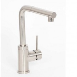 Pull Out Spray Stainless Steel Kitchen Mixer Tap