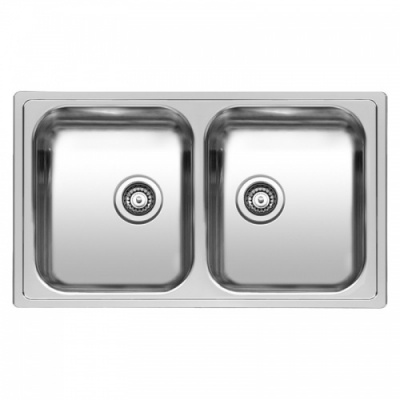 Elegance Double Bowl Kitchen Sink