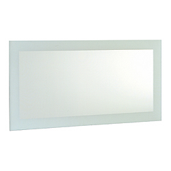Spanish Collection Accid Rectangular Bathroom Mirror