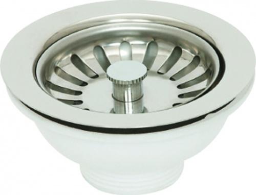 standard kitchen sink basket strainer waste notjusttaps. Black Bedroom Furniture Sets. Home Design Ideas