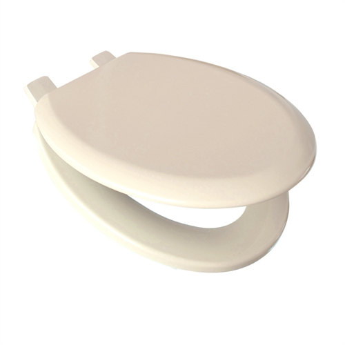 Bemis Luxury Replacement Toilet Seat Soft Cream