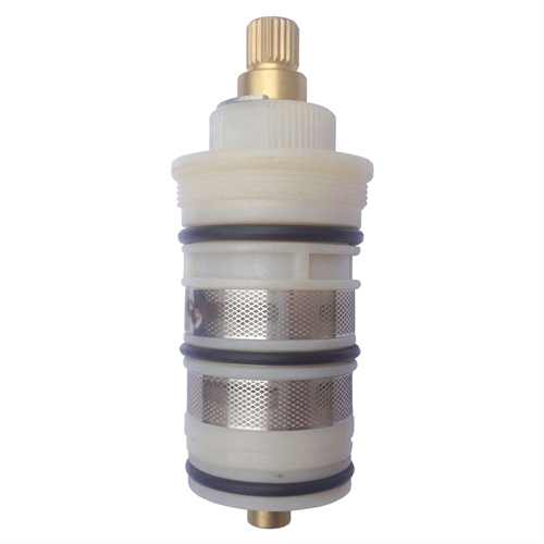 standard screw in replacement thermostatic shower cartridge. Black Bedroom Furniture Sets. Home Design Ideas