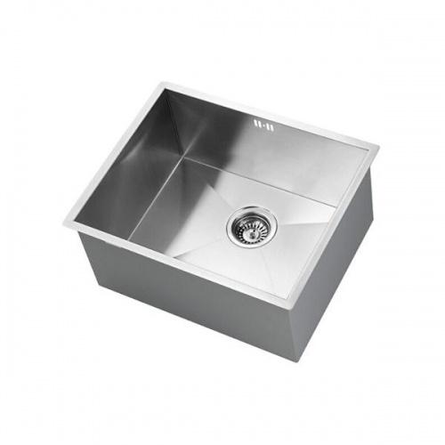Extra Deep Kitchen Sink: Zen Uno 500 Deep Kitchen Sink