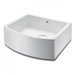 The Classic Bow Front Ceramic Sink