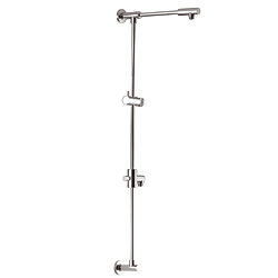 Aaron Luxury Round Shower Column Rail