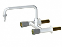 Arboles Lab Mixer Tap - Wall Mounted