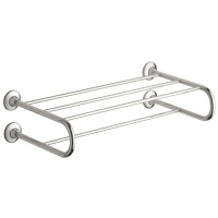 Ascot Double Towel Rack