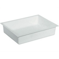 Deep Dental/Lab Drawer Insert - Single Compartment Tray