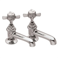 Edwardian Style Reproduction Bath Taps