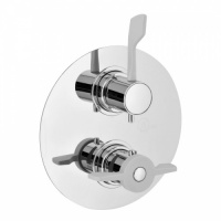 Ability 'Twin' Concealed Thermostatic Shower Valve