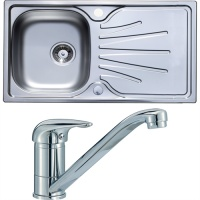 The Hafele Standard Sink & Tap Pack