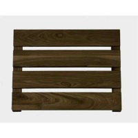 Mezza Solid Oak Shower Duckboard