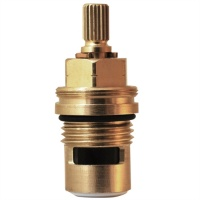 Professional Quarter Turn (1/2'' BSP) Valves For Kitchen and Bathroom Taps