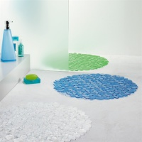 Riverstone Shower Mat - Clear