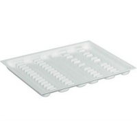 Shallow Instrument Tray -  Dental Drawer Insert