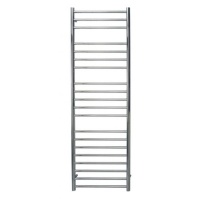 Polished Stainless Steel Heated Towel Rail 1190 x 500