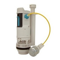 Adjustable Dual Flush Drop Cistern Valve
