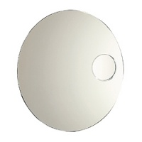 Spanish Collection Zoom & Round Bathroom Mirror