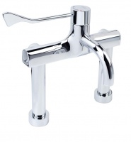 HTM SafeTouch Deck Mount Thermostatic Tap