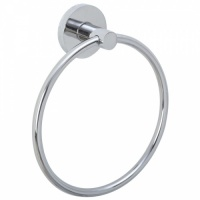Niza Polished Towel Ring