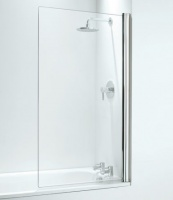 SQ Premium Square Overbath Shower Screen