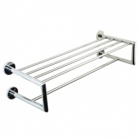 Niza Polished Commercial Towel Rack