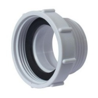 BSP Coupling Waste Reducer - 1.5'' to 1.25''