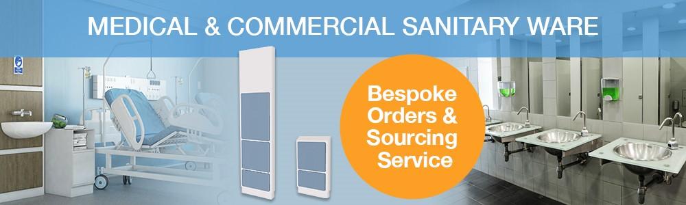 Commercial Sanitaryware - Bespoke Orders and Sourcing Service