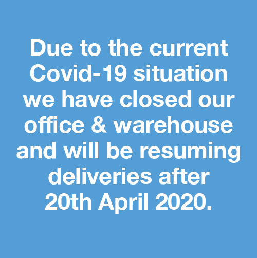 Covid -19 Closure - 20th April 2020