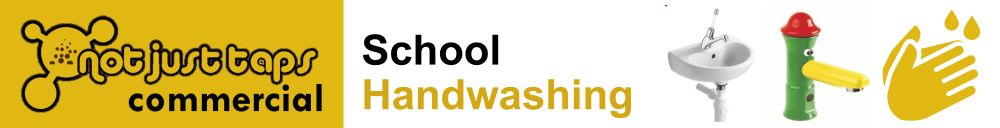 School handwashing
