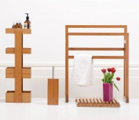 Bamboo Bathroom Accessories