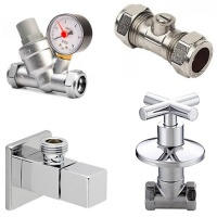 Pressure Reducing Valves, Isolator & Side Filler Valves