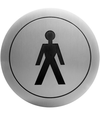 Male Toilet Sign