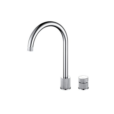 Designer Accessible  Two Hole Kitchen Tap