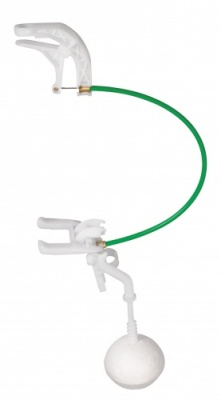Wirquin Jollyflush Flush Valve Cable - Green