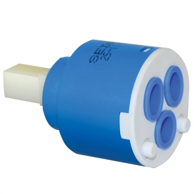 40mm Replacement Spare Ceramic Disk Tap Cartridge