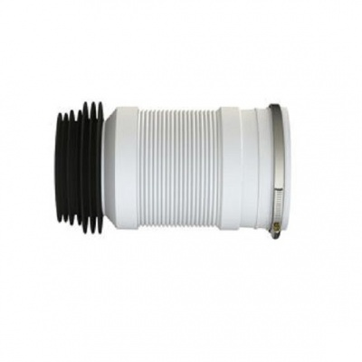 back To Wall Pan Connector - 240-500mm