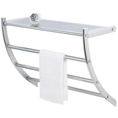 Arc Hotel Towel Rack - Notjusttaps.co.uk