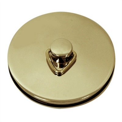 Replacement Sink/Bath Plug - Gold