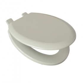 Bemis Premium Replacement Toilet Seat - IVORY