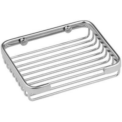 The 'Chrome On Brass' Big Soap Basket