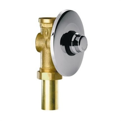 Commercial Series Push Button Concealed WC/Urinal Flush Outlet