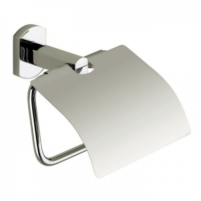 Edera Toilet Roll Holder with Flap