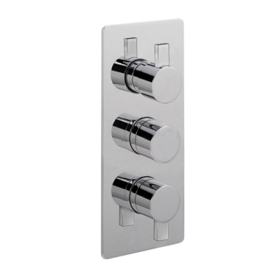 Storm Three Way Thermostatic Shower Valve